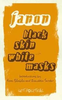 bokomslag Black skin, white masks