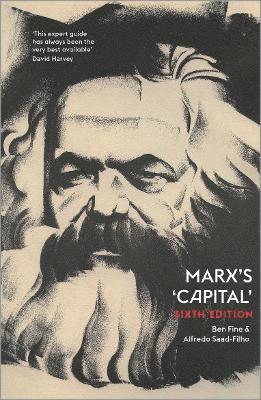 bokomslag Marxs capital - sixth edition