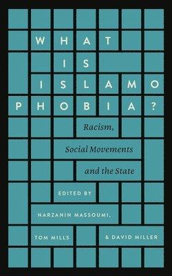 bokomslag What is Islamophobia?