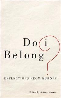 bokomslag Do I Belong?: Reflections from Europe