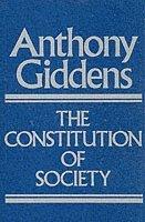 bokomslag The Constitution of Society