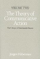 bokomslag The Theory of Communicative Action
