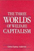 bokomslag The Three Worlds of Welfare Capitalism