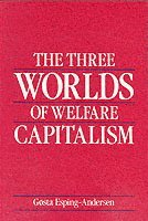 bokomslag The Three Worlds of Welfare Capitalism