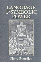 bokomslag Language and Symbolic Power