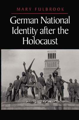 bokomslag German National Identity after the Holocaust