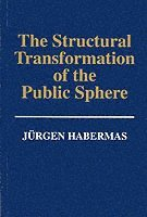 bokomslag The Structural Transformation of the Public Sphere: Inquiry into a Category
