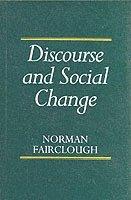 bokomslag Discourse and social change