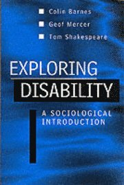bokomslag Exploring Disability