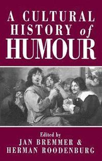 bokomslag A Cultural History of Humour