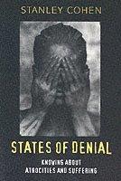 bokomslag States of Denial