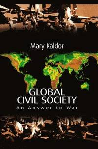 bokomslag Global Civil Society