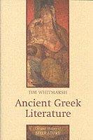 bokomslag Ancient Greek Literature