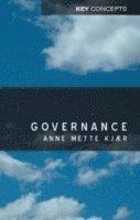 bokomslag Governance