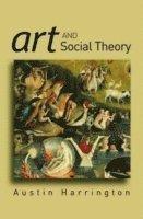 bokomslag Art and Social Theory