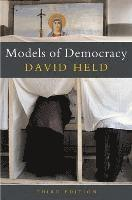 bokomslag Models of democracy