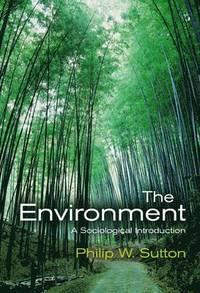 bokomslag The Environment