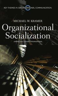 bokomslag Organizational Socialization