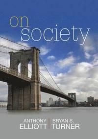 bokomslag On Society