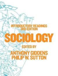 bokomslag Sociology