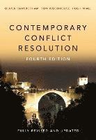 bokomslag Contemporary Conflict Resolution