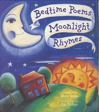 bokomslag Bedtime Poems Moonlight Rhymes