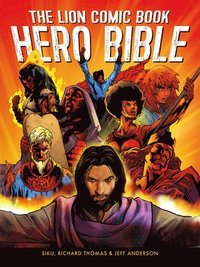 bokomslag The Lion Comic Book Hero Bible