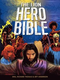 bokomslag The Lion Hero Bible