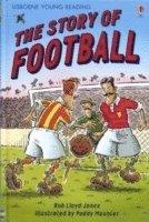 bokomslag The Story Of Football