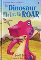 bokomslag The Dinosaur Who Lost His Roar