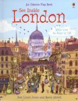 bokomslag See Inside London