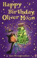 bokomslag Happy Birthday Oliver Moon