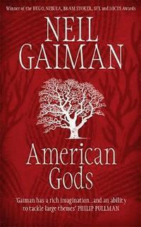 bokomslag American Gods