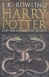 bokomslag Harry Potter and the Chamber of Secrets