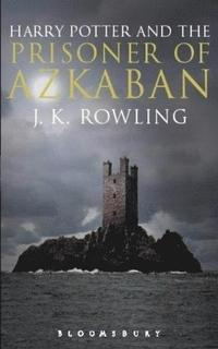 bokomslag Harry Potter and the prisoner of Azkaban