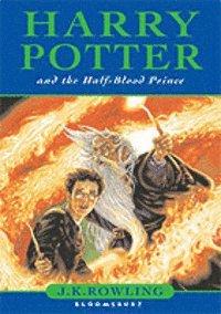 bokomslag Harry Potter and the Half-blood Prince: Children's Edition