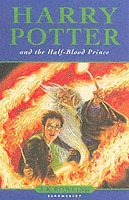 bokomslag Harry Potter and the half-blood prince
