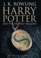 bokomslag Harry Potter and the Deathly Hallows (vuxen)