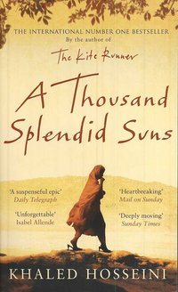bokomslag A thousand splendid suns