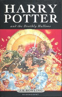 bokomslag Harry Potter and the Deathly Hallows