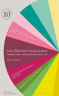 bokomslag The Flavour Thesaurus