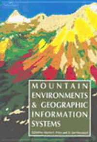 bokomslag Mountain Environments and Geographic Information Systems