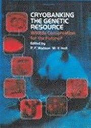 bokomslag Cryobanking The Genetic Resource