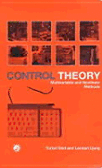 bokomslag Control Theory