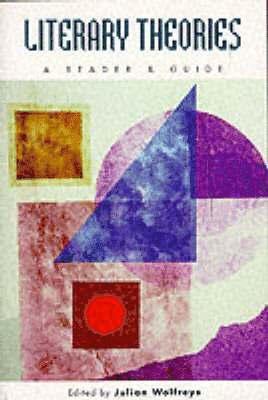 bokomslag Literary Theories