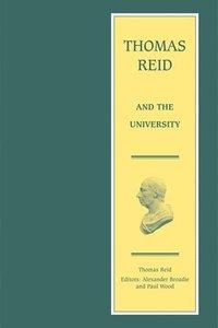 bokomslag Thomas Reid and the University
