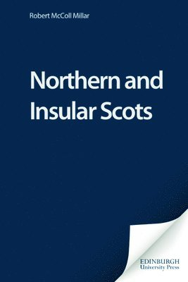 bokomslag Northern and Insular Scots