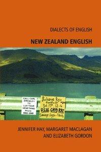 bokomslag New Zealand English