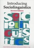 bokomslag Introducing Sociolinguistics