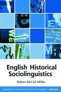 bokomslag English Historical Sociolinguistics
